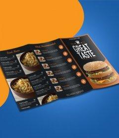 مطبوعات المطاعم
