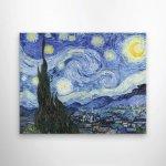 لوحة فنية ليلة مع النجوم